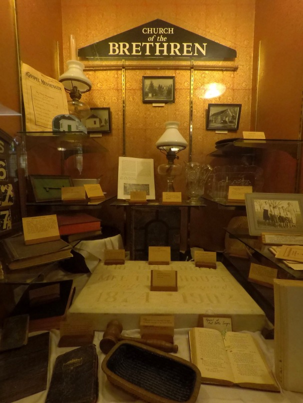 Historical display