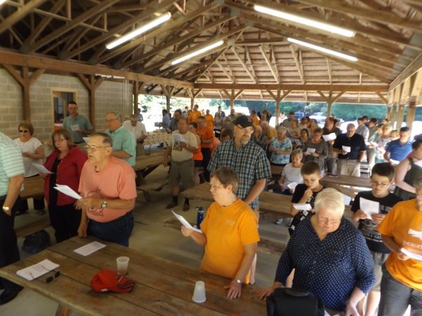 Celebrating 150 years of Brethren on the Eastern Shore at Camp Mardela.