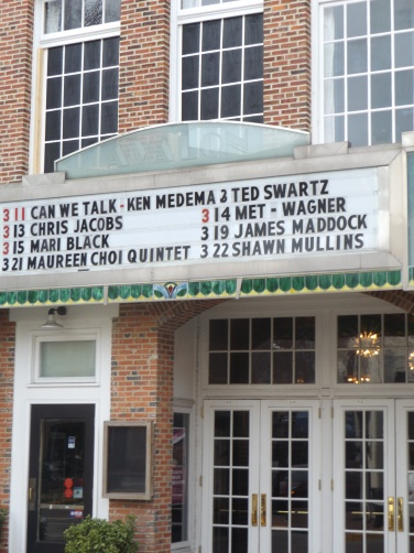"Easton CoB sponsors ""Can We Talk?"" with Ken Medema & Ted Swartz at the Avalon Theatre"